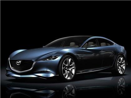 2010 Mazda Shinari