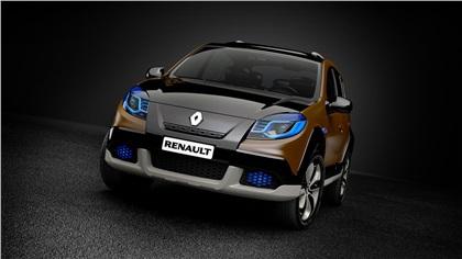 2010 Renault Sandero Stepway