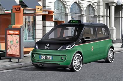 2010 Volkswagen Milano Taxi