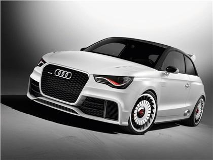 2011 Audi A1 clubsport quattro