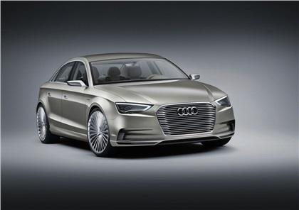 2011 Audi A3 e-tron