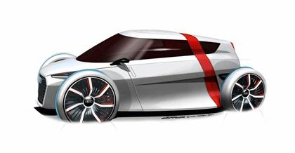 2011 Audi Urban e-Tron