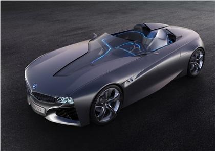 2011 BMW Vision ConnectedDrive