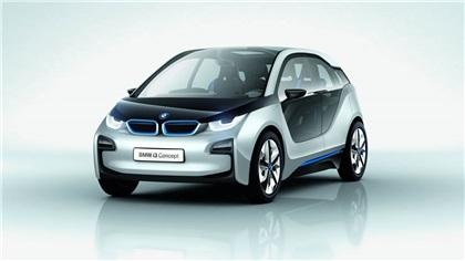 2011 BMW i3