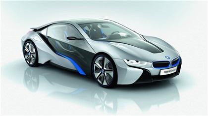 2011 BMW i8