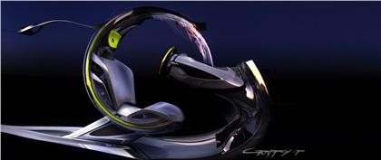 2011 citroen tubik concepts. Black Bedroom Furniture Sets. Home Design Ideas