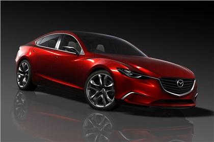 2011 Mazda Takeri