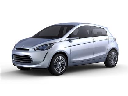 2011 Mitsubishi Global Small Concept