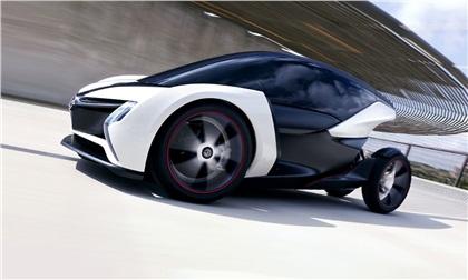 2011 Opel RAK e