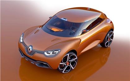 2011 Renault Captur