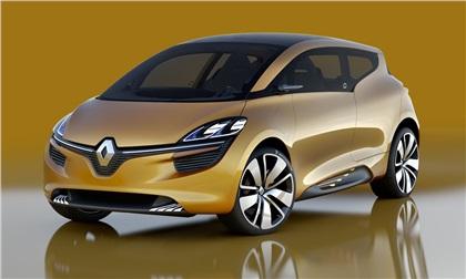 2011 Renault R-Space