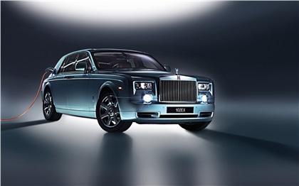 2011 Rolls-Royce 102EX