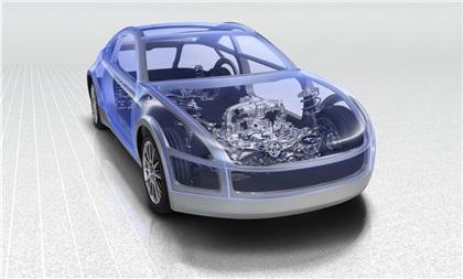 2011 Subaru Boxer Sports Car Architecture