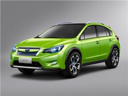 2011 Subaru XV
