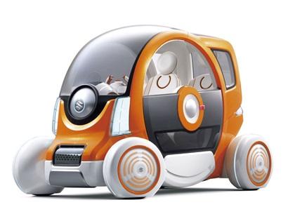 2011 Suzuki Q-Concept