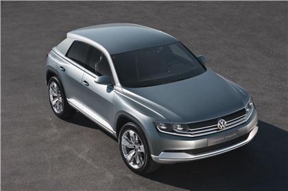 2011 Volkswagen Cross Coupe