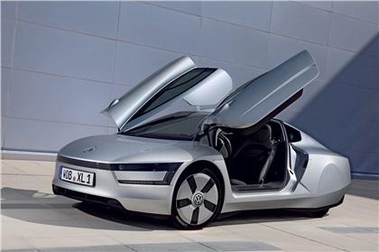 2011 Volkswagen Formula XL1