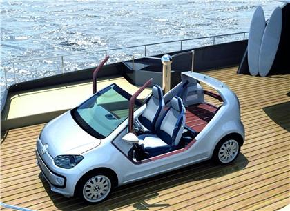 2011 Volkswagen Up! Azzurra Sailing Team (ItalDesign)