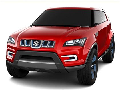 2012 Suzuki XA Alpha