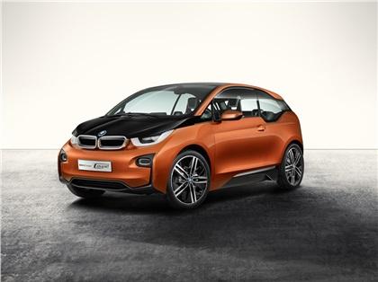 2012 BMW i3 Coupe