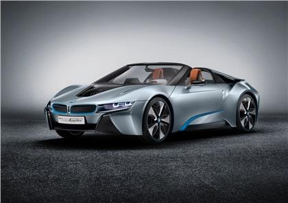 2012 BMW i8 Spyder