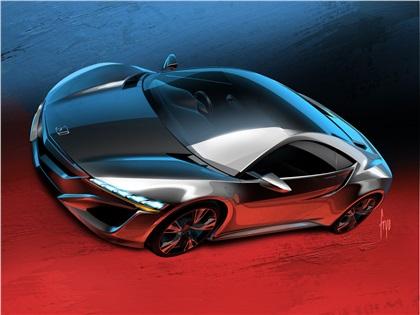 2012 Honda NSX