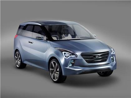 2012 Hyundai HND-7 Hexa Space