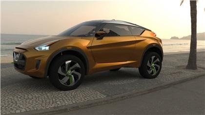 2012 Nissan Extrem