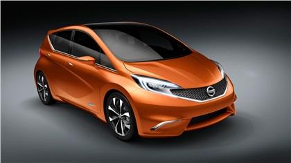 2012 Nissan Invitation