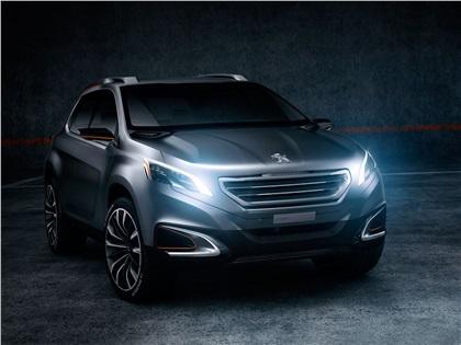 2012 Peugeot Peugeot Urban Crossover