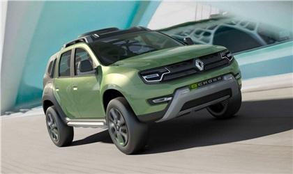2012 Renault DCross