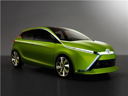 2012 Toyota Dear Qin