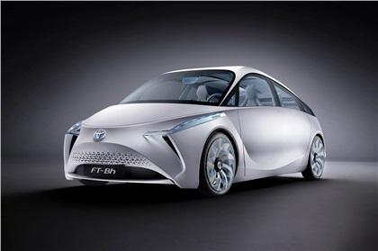 2012 Toyota FT-Bh