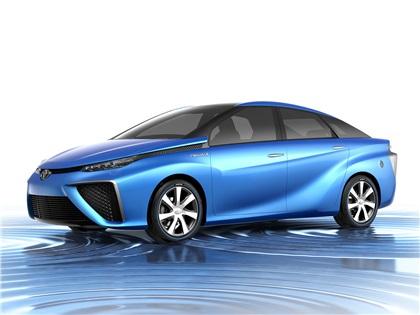 2013 Toyota FCV