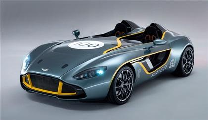 2013 Aston Martin CC100 Speedster