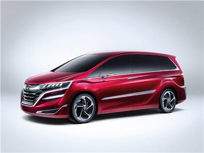2013 Honda Concept M