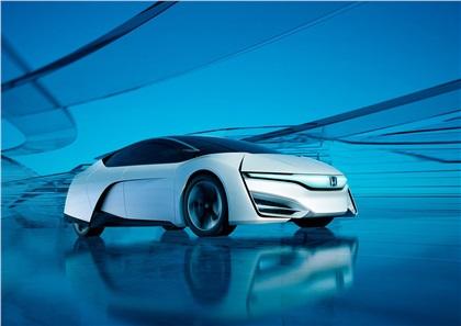 2013 Honda FCEV