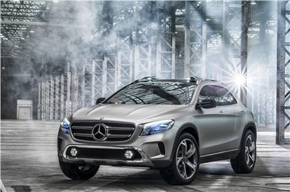 2013 Mercedes-Benz GLA