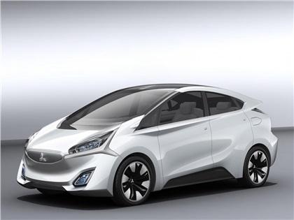 2013 Mitsubishi CA–MiEV