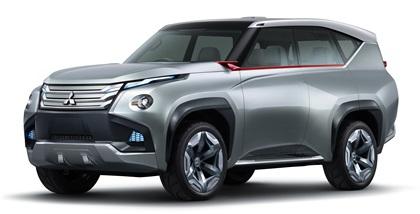 2013 Mitsubishi Concept GC-PHEV