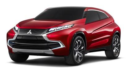 2013 Mitsubishi Concept XR-PHEV