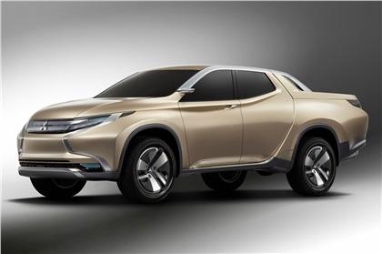 2013 Mitsubishi GR-HEV