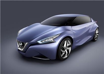 2013 Nissan Friend-ME