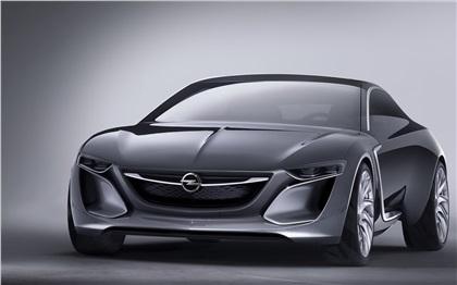 2013 Opel Monza