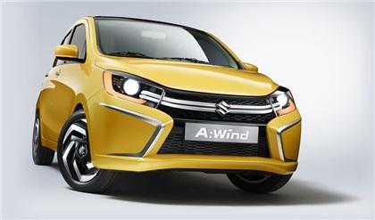 2013 Suzuki A:Wind
