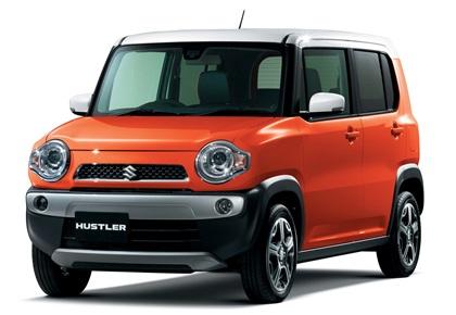 2013 Suzuki Hustler