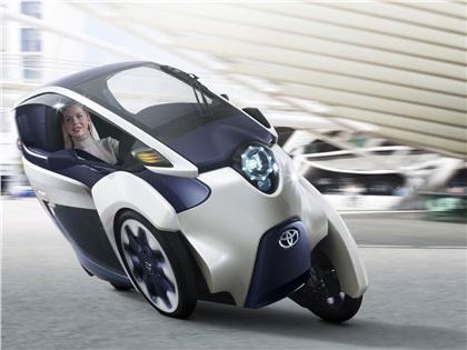 2013 Toyota i-Road