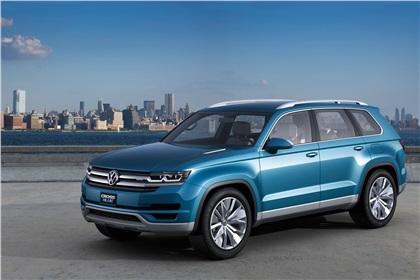 2013 Volkswagen CrossBlue