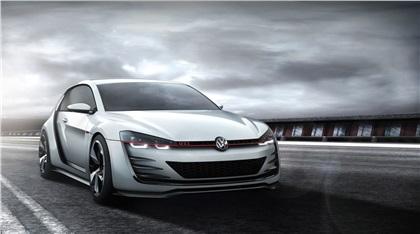 Volkswagen Design Vision GTI, 2013