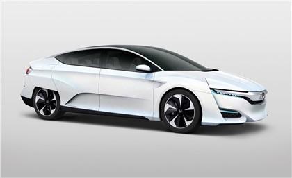 2014 Honda FCV